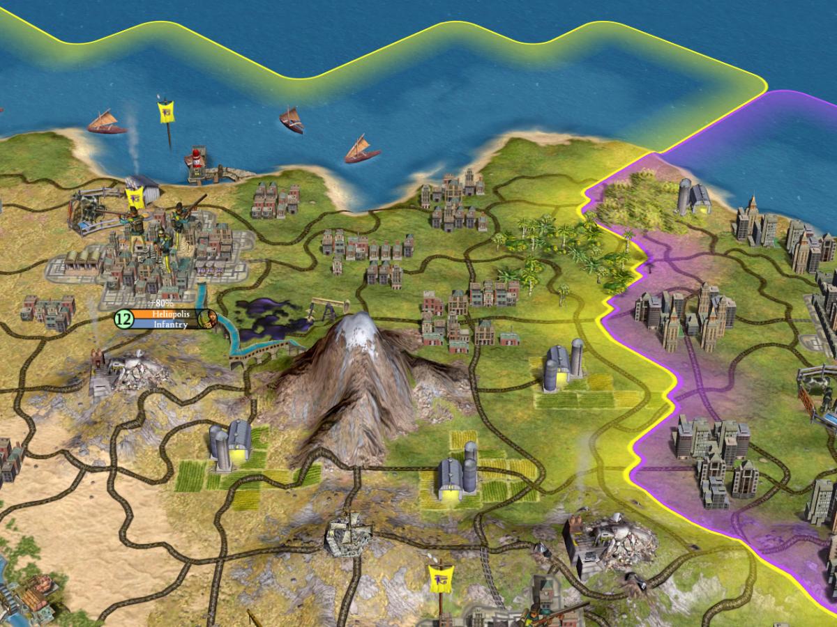 Sid Meier's Civilization IV Game Review