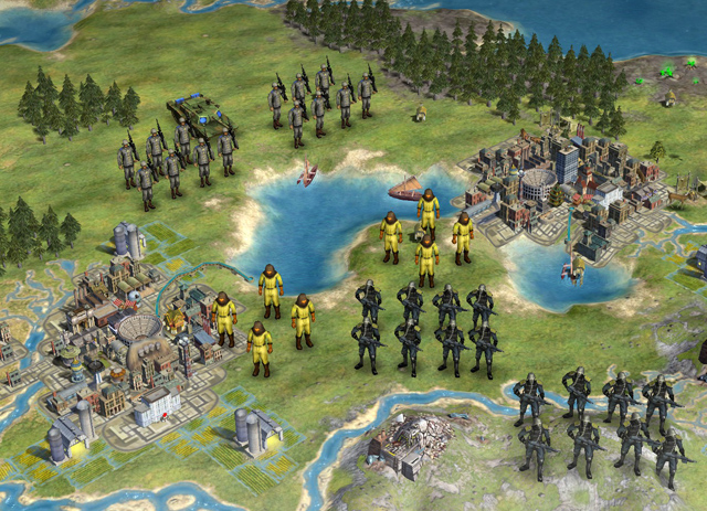 Sid Meier's Civilization IV game review | Commercial Mac OS