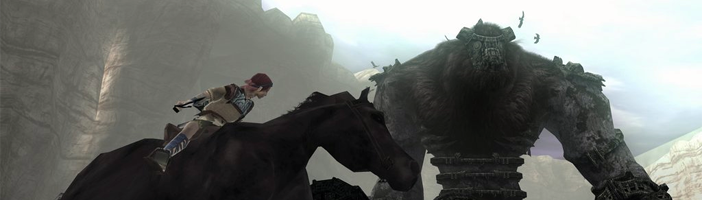 Shadow of the Colossus: It's a Poem  screenshot