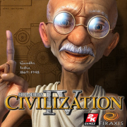 "As Gandhi once said to me, before torching my last city when I refused to trade him the secrets of capitalism, ""Civ might make you into a warmonger, but it's worth it."""