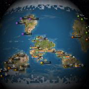 See all those people in all those civilizations all over the planet? Some of them are severely addicted to this game.